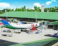 Aeroport lego