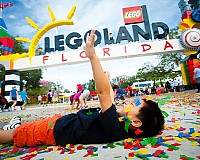 Legoland, in lume