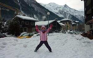 Chamonix - schi in miez de vara