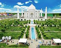 Lego Taj Mahal