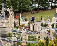 Peisaj londonez Lego