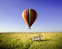 Pe cerul Africii, in Kenya
