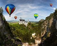 Germania, Castelul Neuschwanstein