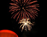 Artificii si baloane