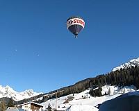 Balon pe cer