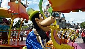 Parada 20 de ani Disneyland Paris