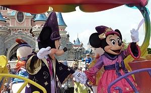 Disneyland Paris - un tinut plin de magie