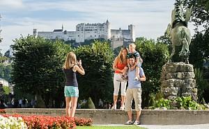 Salzburg, oras de vis in inima Europei