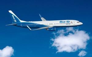 Ne imbarcam mai usor cu Blue Air