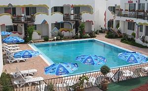 Pentru familii dornice de relaxare - Hotelul Laguna
