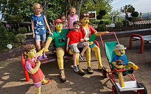 Legoland Windsor, zile cu soare si veselie in apa