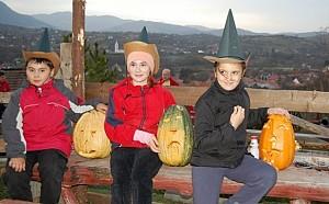 Rezervati-va din timp locul la petrecerea de Halloween de la Vila Bran!