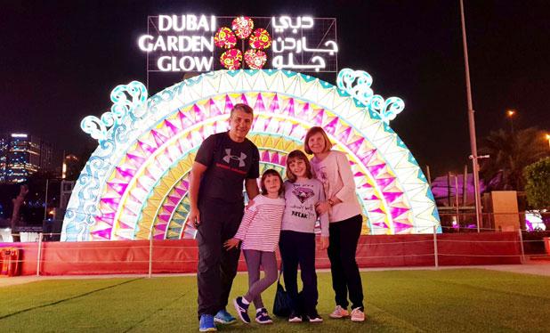 Dubai Garden Glow – cea mai mare gradina stralucitoare in intuneric