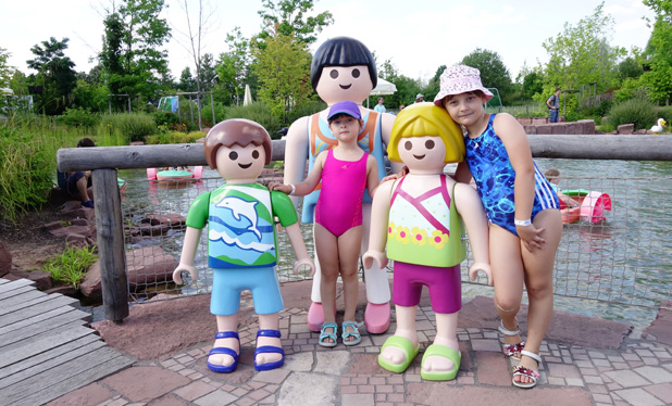 Playmobil, intrare spectaculoasa in TOP 3
