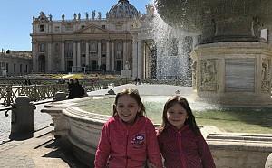 La ROMA cu mic, cu mare